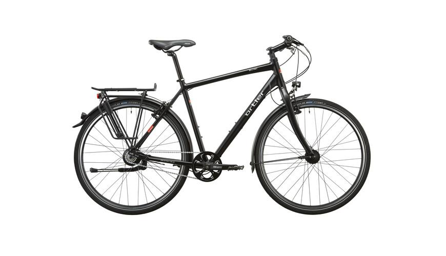 Ortler Belfort - Bicicletas trekking - negro